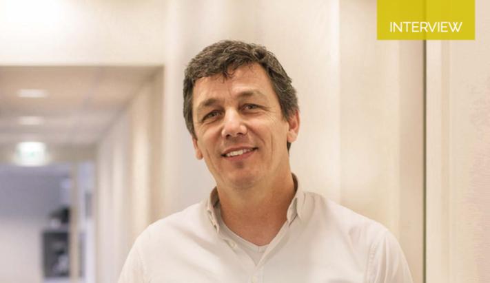 JACCO VONHOF, DIRECTEUR NOVON SCHOONMAAKBEDRIJF EN LID REGIEGROEP ACADEMIEHUIS