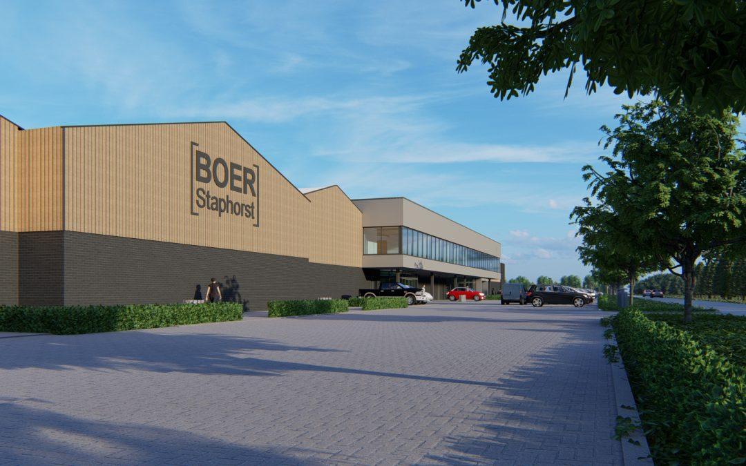 Boer Staphorst vernieuwt nu ook de buitenkant